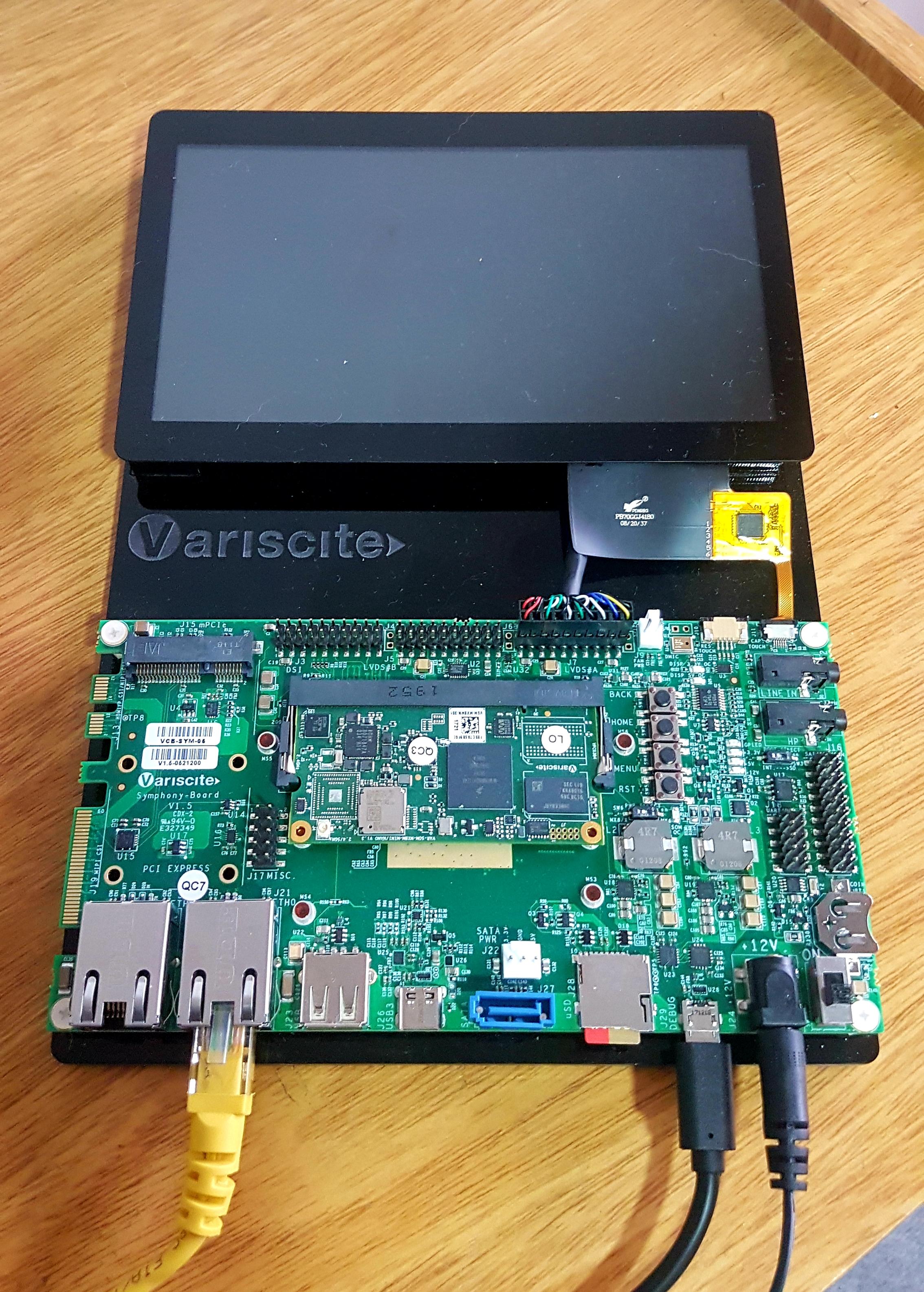 iMX8MN Variscite Development Kit